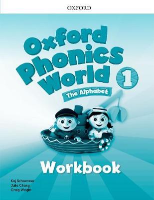 Oxford Phonics World: Level 1: Workbook - Oxford Phonics World (Paperback)