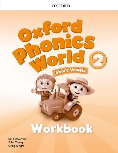 Oxford Phonics World: Level 2: Workbook - Oxford Phonics World (Paperback)
