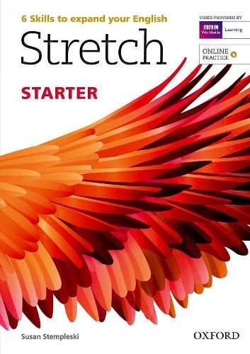 Stretch: Starter: Student's book with Online Practice - Stretch