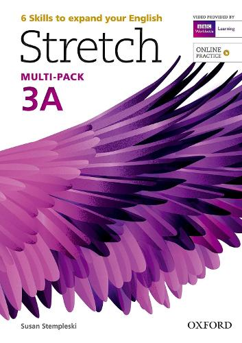 Stretch: Level 3: Student's Book & Workbook Multi-Pack A with Online Practice - Stretch