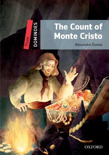 Dominoes: Level 3: The Count of Monte Cristo audio pack - Dominoes