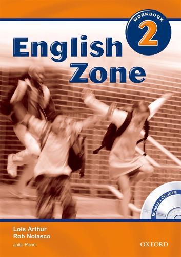 English Zone 2: Workbook with CD-ROM Pack - English Zone 2