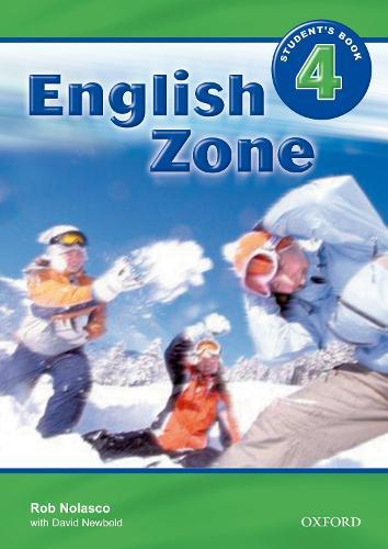 English Zone 4: Student's Book - English Zone 4 (Paperback)