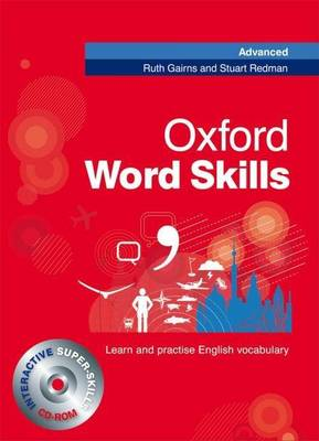 Oxford Word Skills Advanced: Student's Pack (Book and CD-ROM) - Oxford Word Skills Advanced