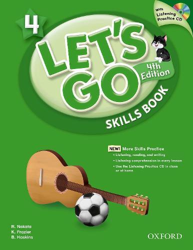 Lets Go: 4: Skills Book - Lets Go
