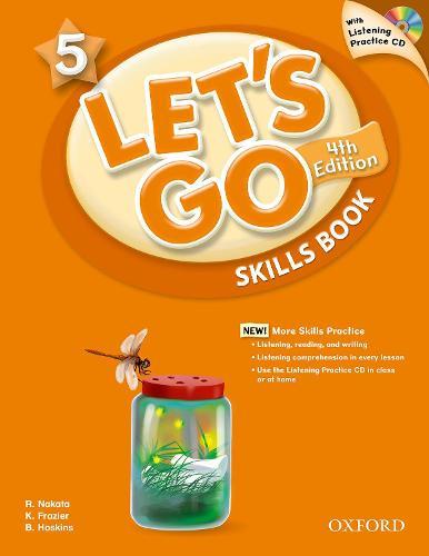 Lets Go: 5: Skills Book - Lets Go