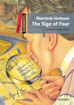 Dominoes: Three: Sherlock Holmes: The Sign of Four Audio Pack - Dominoes