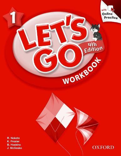 Let's Go: 1: Workbook with Online Practice Pack - Let's Go