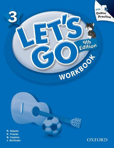 Let's Go: 3: Workbook with Online Practice Pack - Let's Go