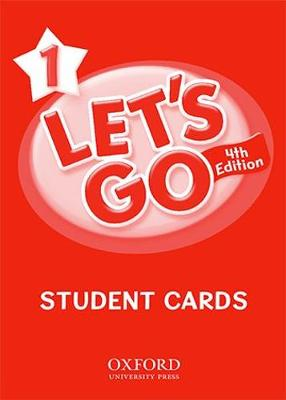 Let's Go: 1: Student Cards - Let's Go