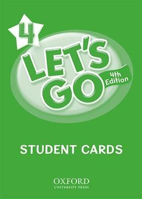 Let's Go: 4: Student Cards - Let's Go