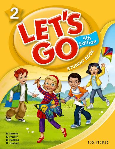 Let's Go: 2: Student Book - Let's Go (Paperback)