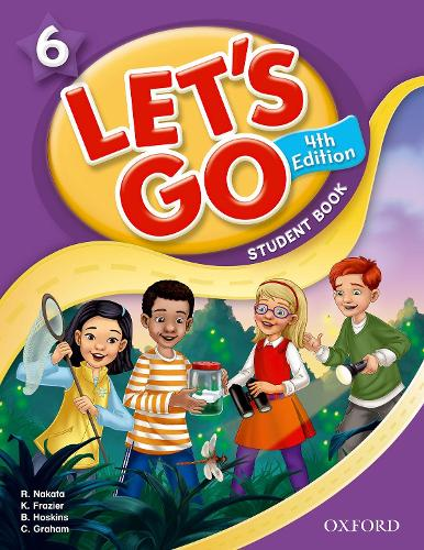 Let's Go: 6: Student Book - Let's Go (Paperback)