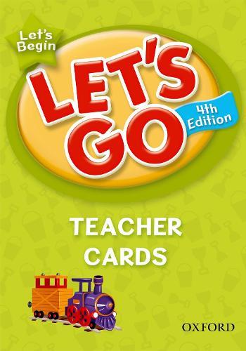 Let's Begin: Teacher Cards - Let's Begin