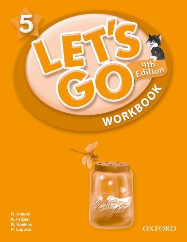 Let's Go: 5: Workbook - Let's Go (Paperback)
