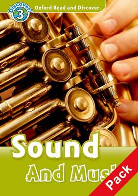 Oxford Read and Discover: Level 3: Sound and Music Audio CD Pack - Oxford Read and Discover