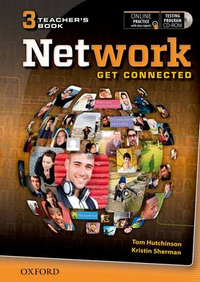 Network: 3: Teacher's Book with Testing Program CD-ROM - Network