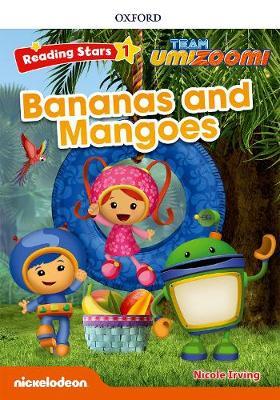Reading Stars: Level 1: Bananas and Mangoes - Reading Stars