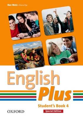 English Plus 4: Students Book (Paperback)