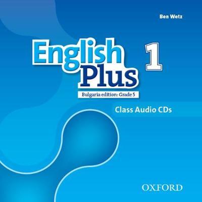 English Plus Bulgaria 1e Class CD (CD-Audio)