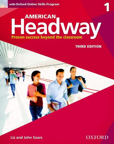 American Headway: One: Student Book with Online Skills: Proven Success beyond the classroom - American Headway
