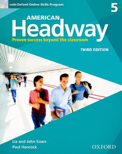 American Headway: Five: Student Book with Online Skills: Proven Success beyond the classroom - American Headway