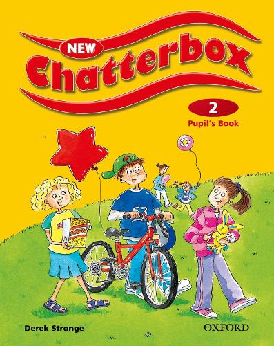 New Chatterbox: Level 2: Pupil's Book - New Chatterbox (Paperback)
