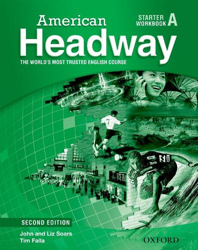 American Headway: Starter: Workbook A - American Headway (Paperback)