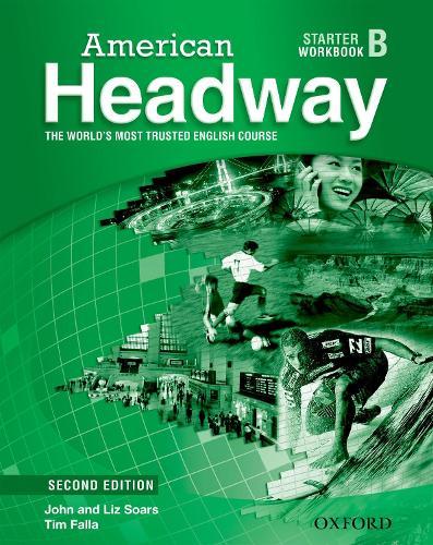 American Headway: Starter: Workbook B - American Headway (Paperback)