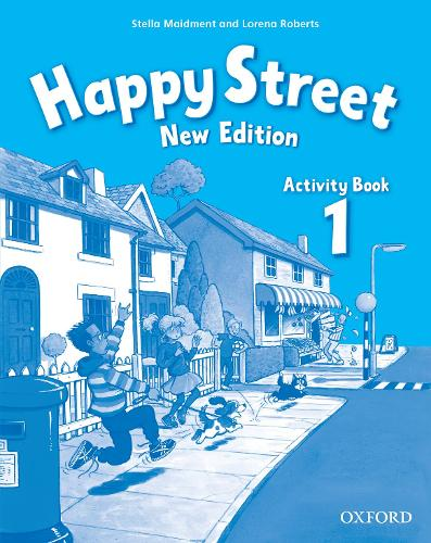 Happy Street 1 New Edition Activity Book (Pack Component) (Paperback)