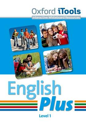 English Plus: 1: iTools: An English secondary course for students aged 12-16 years - English Plus (Hardback)