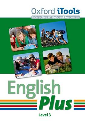 English Plus: 3: iTools: An English secondary course for students aged 12-16 years - English Plus (Hardback)