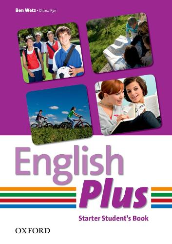 English Plus: Starter: Student Book: Choose to do more - English Plus (Paperback)