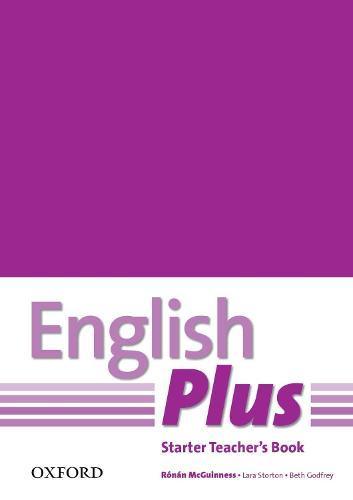 English Plus: Starter: Teacher's Book with photocopiable resources: Choose to do more - English Plus (Paperback)