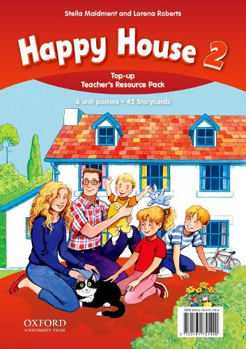 Happy House: 2: Teacher's Resource Pack (New Edition) - Happy House