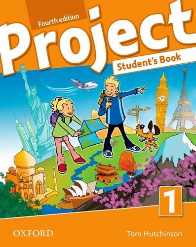 Project: Level 1: Student's Book - Project (Paperback)
