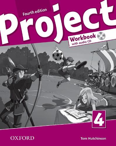 Project: Level 4: Workbook with Audio CD and Online Practice - Project