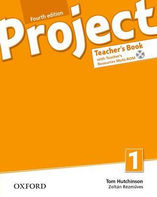 Project: 1: Teacher's Book