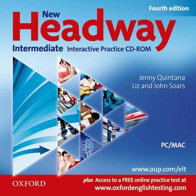 New Headway: Intermediate Fourth Edition: Interactive Practice CD-ROM: Six-level general English course - New Headway (CD-ROM)