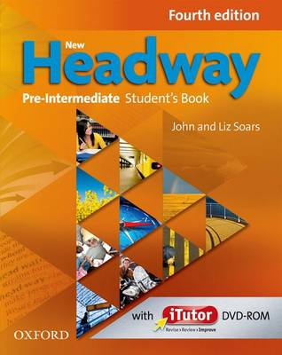 New Headway: Pre-Intermediate A2 - B1: Student's Book and iTutor Pack: The world's most trusted English course - New Headway