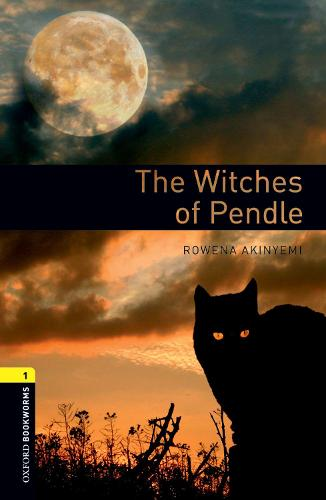 Oxford Bookworms Library: Level 1:: The Witches of Pendle Audio Pack - Oxford Bookworms Library (Paperback)