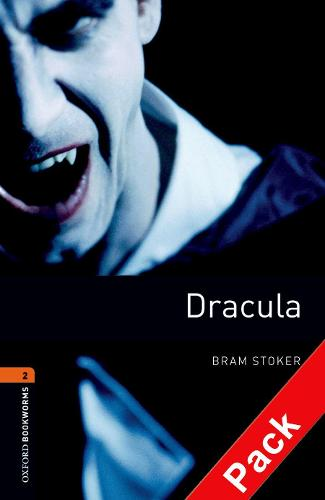 Oxford Bookworms Library: Level 2:: Dracula audio CD pack - Oxford Bookworms ELT