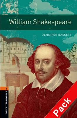 Oxford Bookworms Library: Level 2:: William Shakespeare audio CD pack - Oxford Bookworms Library