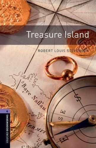 Oxford Bookworms Library: Level 4:: Treasure Island - Oxford Bookworms ELT (Paperback)