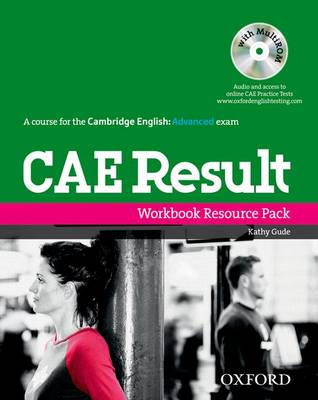 CAE Result Workbook Resource Pack without Key