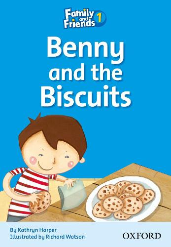 Family and Friends Readers 1: Benny and the Biscuits - Family and Friends Readers 1 (Paperback)