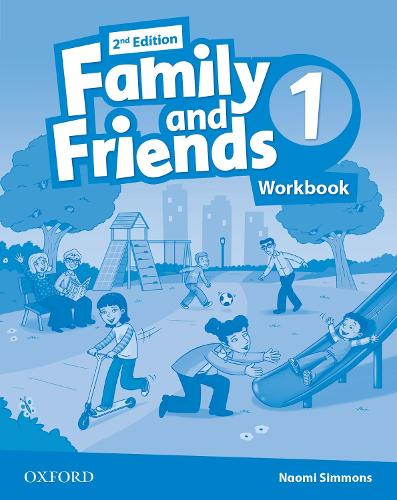 Family and Friends: Level 1: Workbook - Family and Friends (Paperback)