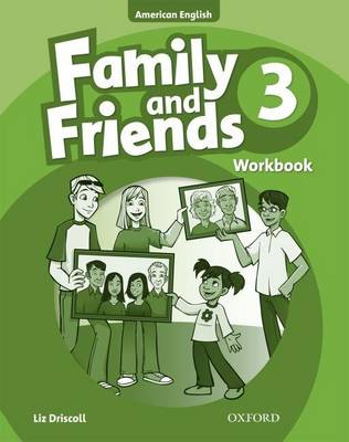 Family and Friends American Edition: 3: Workbook - Family and Friends American Edition (Paperback)