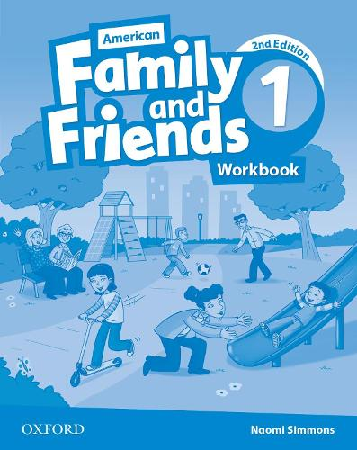 American Family and Friends: Level One: Workbook: Supporting all teachers, developing every child - American Family and Friends (Paperback)