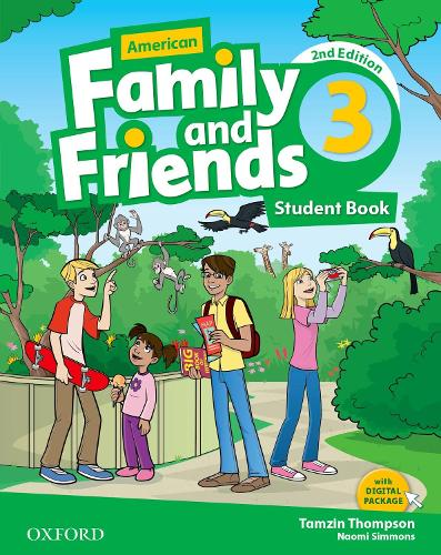 American Family and Friends: Level Three: Student Book: Supporting all teachers, developing every child - American Family and Friends (Paperback)